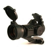Swift Optics Reliant Red Dot Sight with 1.5x Booster
