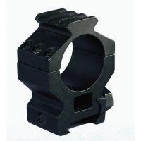 Swift Premier Tactical Scope Rings w/ Rail, matte black