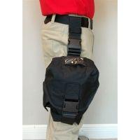 Tacprogear Gen I Drop Leg Gas Mask Pouch