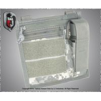 TAG MOLLE Admin Pouch with Flashlight Pouch