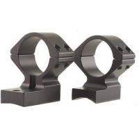 "Talley 930714 Low Rings & Base Set For Tikka T3 1"" Style Black Finish"