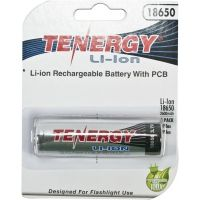 Tenergy Lithium Ion 18650 Battery