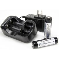 TerraLux Battery and Charger Kit