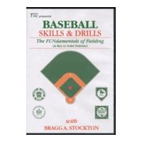 Texas Pictures International Fundamental Baseball Fielding DVD