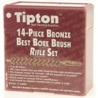 Tipton 14-Piece Bronze Best Bore Brush Set 402173