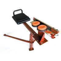Trius Trap Master 2 Clay Target Trap With Swivel Seat 10225