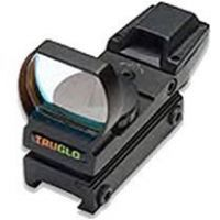 TruGlo Trajectory Compensating DC Crossbow Red Dot Sights Black TG8350B4 - TG8350C4
