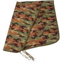 Truspec GI Spec Poncho Liner - Camouflage