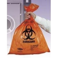 Tufpak Autoclavable Biohazard Bags, 2.0 mil 14220-068 Clear Bags