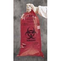Tufpak Autoclavable Polypropylene Biohazard Bags, 2 mil 14220-094 Printed Bags