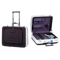 TZ Case MAF518 Aluminum Black Hole Carry-On Size Wheeled Laptop Case