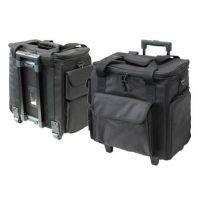 TZ Case SB515TB Small Soft Beauty Case - Black Nylon