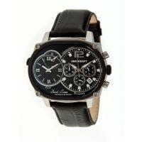 Uhr-Kraft Dualtimer Mens Watch