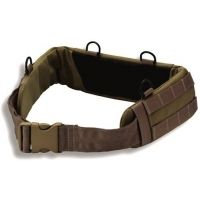 Uncle Mike's Law Enforcement Tactical Load-Bearing Belt - Black or OD Green