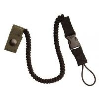Uncle Mike's Law Enforcement OD Green Retention Lanyard