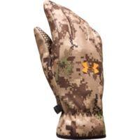 Under Armour Men's ColdGear Camo Cumberland Wind Glove - Digital Color 1004048-966