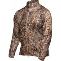 Under Armour Men's ColdGear Camo Cumberland WindFleece Jacket - Duckblind Color 1006106-399