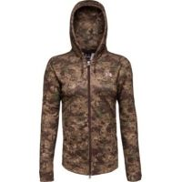 Under Armour Women's ColdGear Camo Hurlock Full Zip Hoody - Digital Color 1004710-966