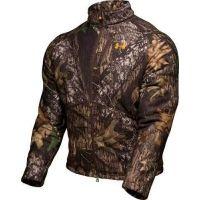 UnderArmour Men's ColdGear Camo Ayton Jacket - Break-Up Color 1004036-375