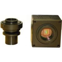 "UNICO Video Adapter With External C-mount For G380 Series Color Ccd Camera, STC-620 1/3"" It Ccd 768 x494, 480 Tvl G380-8020"