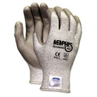 United Stationers Gloves Dyneema Dip Sml Gy CRW9672S