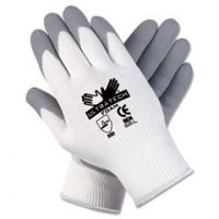 United Stationers Gloves Seemlss Dip Xlg Gy CRW9674XL