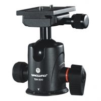 Vanguard TBH-300 Ball Head Tripod With 38mm Universal Quick Release System