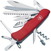 Victorinox WorkChamp Swiss Army Knife Red