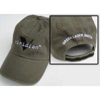 Viridian Logo Hat - Embroidered Viridian / Green Laser Sights Logo