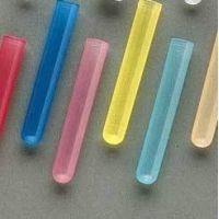 VWR Culture Tubes, Polypropylene, Colored 3311-803-000