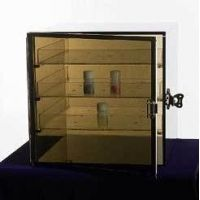 VWR Desiccator Cabinets 420660001 Bronze Acrylic
