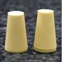 VWR Rubber Stoppers, Solid 0--M180