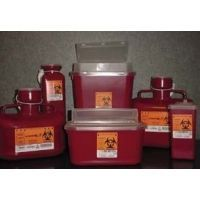 VWR Sharps Container Systems 8705V Stackable Sharps Containers X-Large