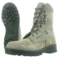 Wellco Sage Green Air Force Temperate Weather Boots S114 Series  d63ad6ff0276
