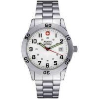 Wenger Swiss Military Grenadier Watch Men's And Ladies' Stainless Steel Water Resistant Watches