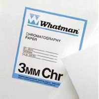 11-cm2 Sheets 1 Chromatography Paper Whatman No Pack of 100