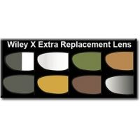 Wiley X PTR-1 Sunglasses Extra Replacement Lenses