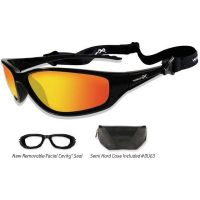 Wiley X Top Jimmie Climate Control Sunglasses/ Goggles
