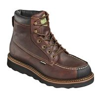 b62c1c216be Wood N Stream Mens 6003 Flyway 6in Red Oak Leather   Free Shipping ...