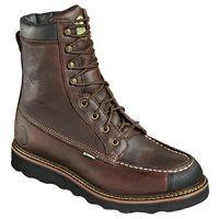 49482b3f2cc Wood N Stream Mens Flyway 6006 8in Moc Black Wedge Red Oak Leather ...