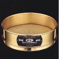 WS Tyler Sieves, Brass Wire and Frame, Tyler 4544 Full Height