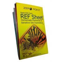 Zero Point Home Made Explosive REF Sheet