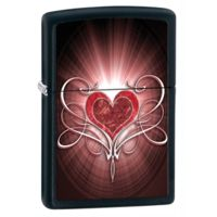 Zippo Love Classic Style Lighters