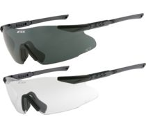 253ee533aa ... ESS Interchangeable Component Eyeshield (ICE) NARO 2X Dual Lens Safety  Sunglasses