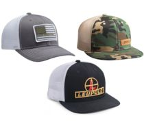 3be5f3567ba4c Leupold Trucker Hats Leupold Trucker Hats