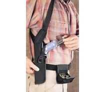 5ddc4955d8ac2 ... Uncle Mike s Gun Holster for 5-6.5in Double  amp  4-6in Single