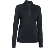 Industrious Under Armour Quarter Zip Shirt Size Xl Amazing Condition Good Heat Preservation Clothing, Shoes & Accessories