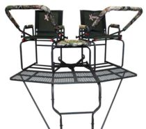 X Stand Brand Treestands Hunting Blinds Climbing Tools
