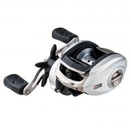 1365363 NEW Abu Garcia SMAX3-C Silver Max 6.4:1 Baitcasting Fishing Reel