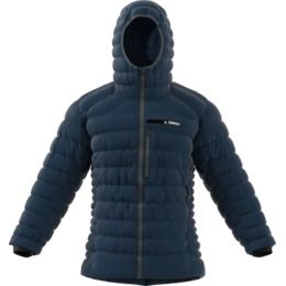 cozy fresh buying now best sneakers Adidas Outdoor Terrex Climaheat Agravic Down Hooded Jacket ...